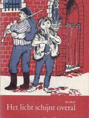 Het licht schijnt overal kerstboek 1971