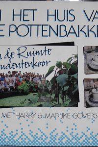 In het huis van de Pottenbakker In de Ruimte studentenkoor   front