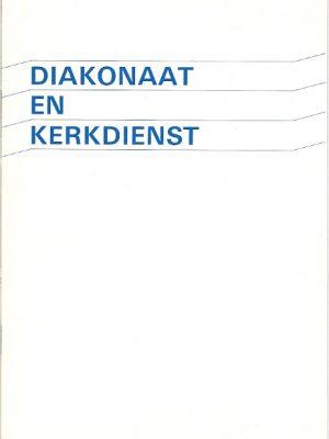 Diakonaat en kerkdienst