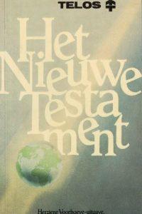 Het Nieuwe Testament Herziene Voorhoeve uitgave