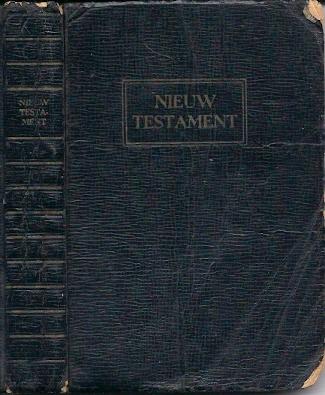 Het nieuwe Testament 1939