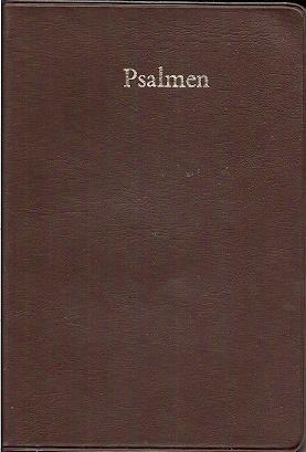 Psalmen de berijming van 1773 bruin