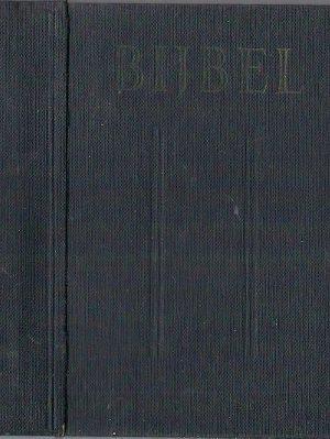 Bijbel 1930 zwart zakformaat