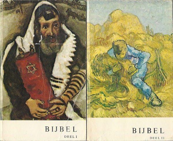 Bijbel Deel I en deel II 1968 NBG