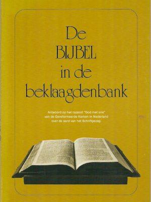 De bijbel in de beklaagdenbank 9070100363