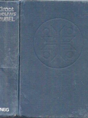 Groot nieuws Bijbel vertaling in omgangstaal 1984