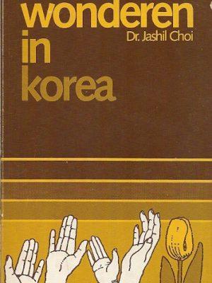 Wonderen in Korea Dr.Jashil Choi