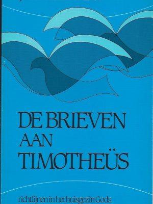 De brieven aan Timotheus-J.E. van den Brink-9062615112