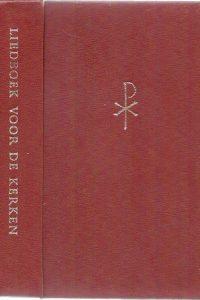 Liedboek voor de Kerken 1973 roodbruin
