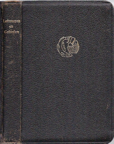Lofzang en gebeden Unie van Baptisten 6e druk 1978 klein leer
