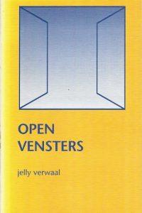 Open vensters Jelly Verwaal 9063530579
