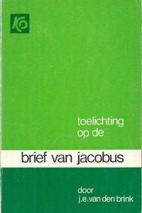 Toelichting op de brief van Jacobus J.E. van den Brink