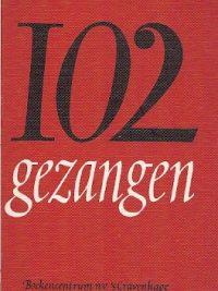 102 gezangen proefbundel N.H.Kerk