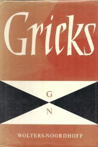 Beknopt Grieks Nederlands woordenboek Wolters