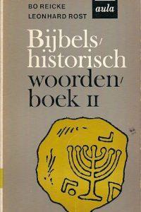 Bijbels historisch woordenboek 2. Elisa Jutta