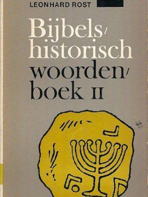 Bijbels-historisch woordenboek 2. Elisa-Jutta