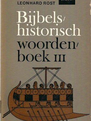 Bijbels-historisch woordenboek 3. Kaalhoofdigheid - Orpa
