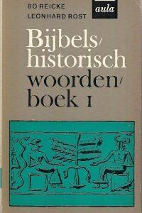 Bijbels historisch woordenboek. 1. A Elim