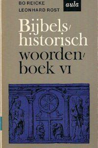 Bijbels historisch woordenboek. 6. Vrouw Zwijn
