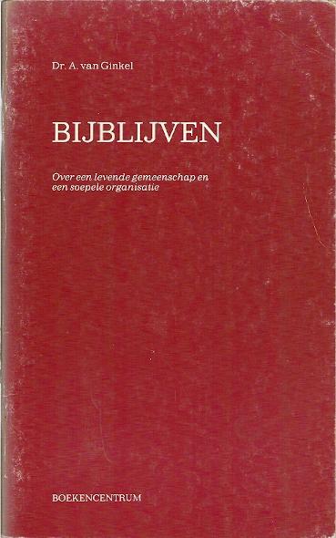 Bijblijven A. van Ginkel