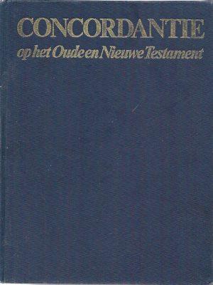 Concordantie op het Oude en Nieuwe Testament 1971