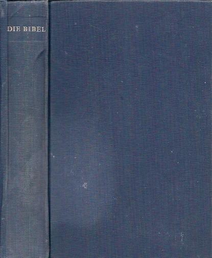 DIE BIBEL Martin Luthers 1963