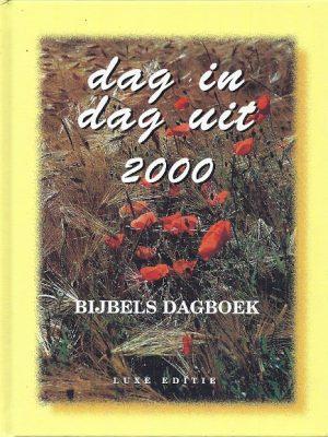 Dag in dag uit 2000 Bijbels dagboek Luxe editie