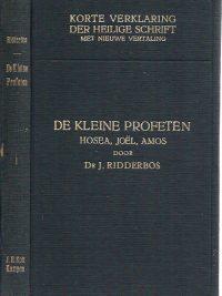 De kleine profeten deel 1 2e druk