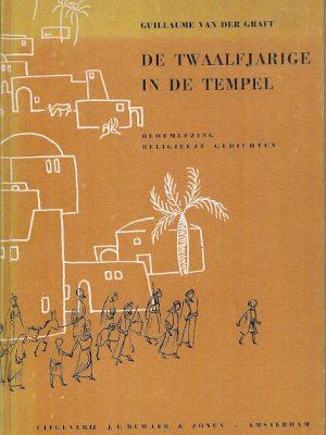 De twaalfjarige in de tempel bloemlezing religieuze gedichten