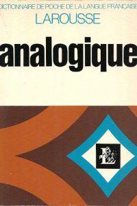 Dictionnaire analogique P. Boissière
