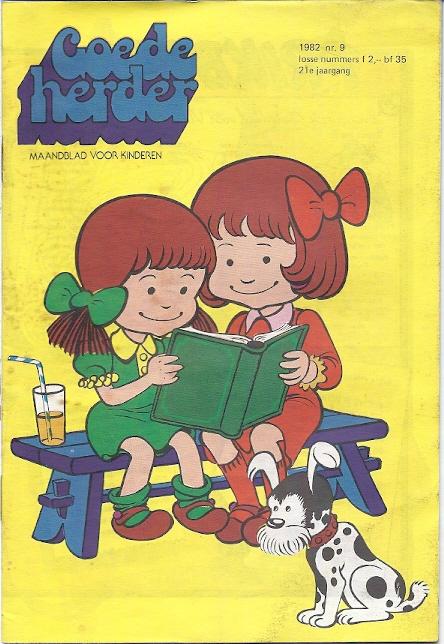 Goede Herder maandblad voor kinderen