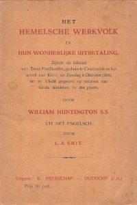 Het Hemelse Werkvolk en Hun Wonderlijke Uitbetaling W.H.
