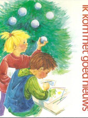 Ik kom met goed nieuws Kleurboek NZV 5260