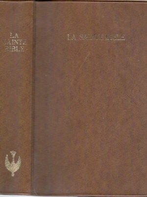 La Sainte Bible 2001
