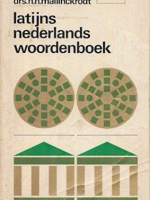 Latijns Nederlands Woordenboek Drs. H.H. Mallinckrodt 8e