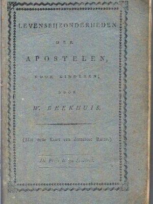Levensbijzonderheden der Apostelen voor kinderen 1820