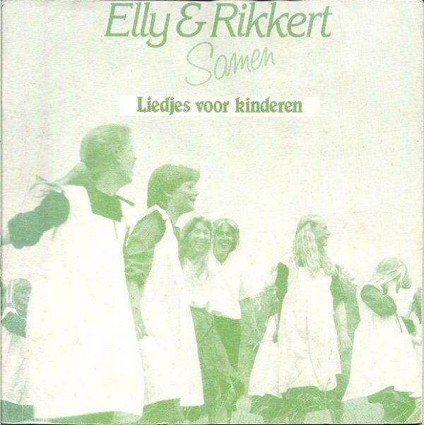 Liedjes voor kinderen van hun LP Samen Elly en Rikkert