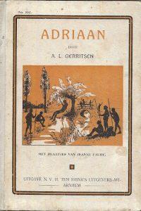 Adriaan A.L. Gerritsen Nieuwe zondagsschool serie103