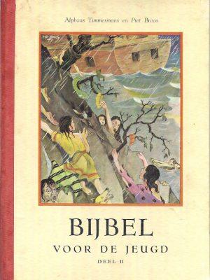 Bijbel voor de Jeugd Deel 2 De zondvloed en de Toren van Babel
