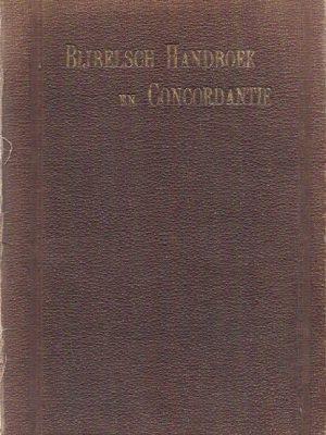 Bijbelsch handboek en concordantie J.M. Bredée