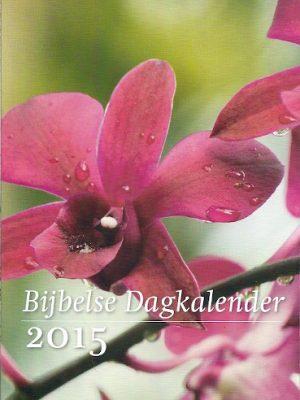 Bijbelse Dagkalender 2015 9789023928515