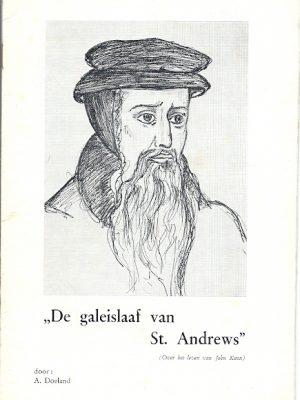 De galeislaaf van St. Andrews A. Doeland