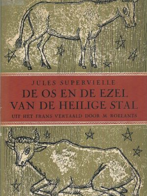 De os en de ezel van de heilige stal Jules Superville 3e druk