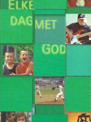 Elke dag met God Groen Gonnie Hey Kraaijeveld 9e