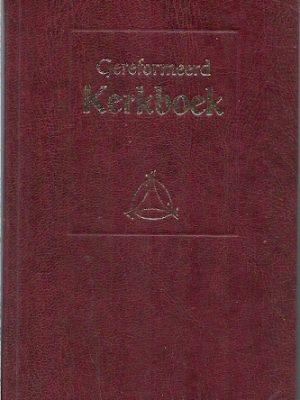 Gereformeerd Kerkboek 2002 Rood