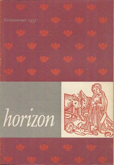 Horizon Kerstnummer 1957 Mr.I.A. Diepenhorst