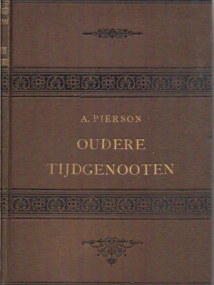 Oudere Tijdgenooten A. Pierson