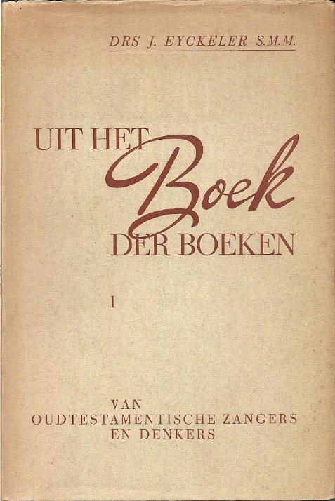 Citaten Uit Nederlandse Boeken : Uit het boek der boeken van oudtestamentische zangers