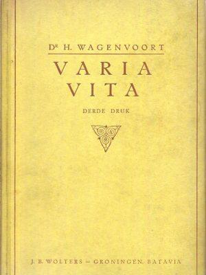 Varia vita schets van de geestelijke stroomingen in Rome