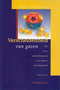 Verscheidenheid van gaven N. Dijkstra Algra 9023903765